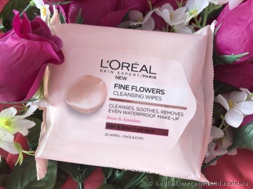 L'Oreal Paris Fine Flowers Wipes