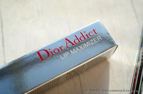 Dior Addict Lip Maximizer Collagen Active Lip Gloss