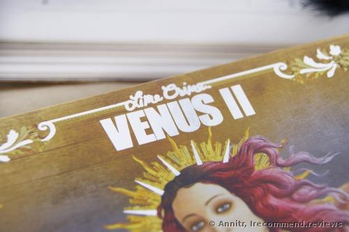 Lime Crime Venus II Eyeshadow Palette