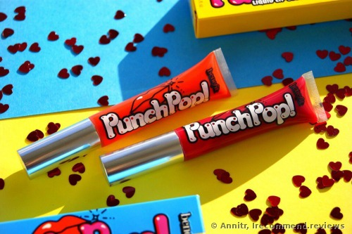 Benefit Punch Pop Liquid Lip Color