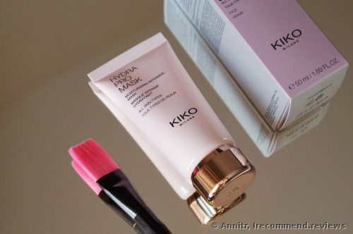 Kiko Milano HYDRA PRO MASK Moisturizing intensive  Facial Mask