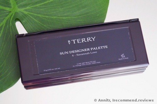 By Terry Sun Designer Palette