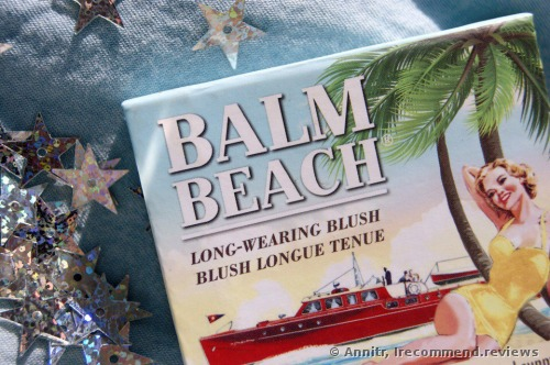The Balm Balm Beach Blush