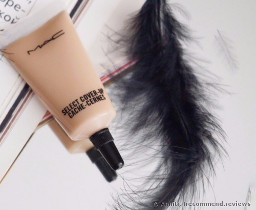 MAC Select Cover Up Cache Cernes Concealer