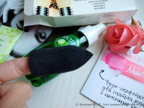 Makeup Bullet HiDef Cosmetic Finger  Sponge