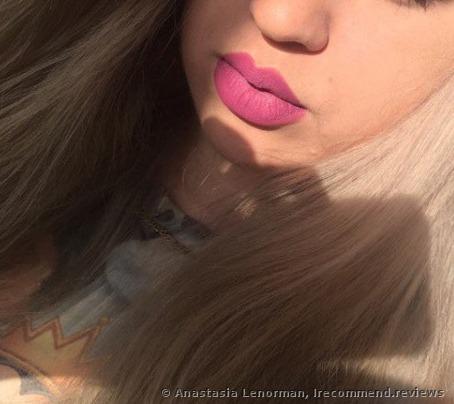 Lasplash Cosmetics VelvetMatte Liquid  Lipstick