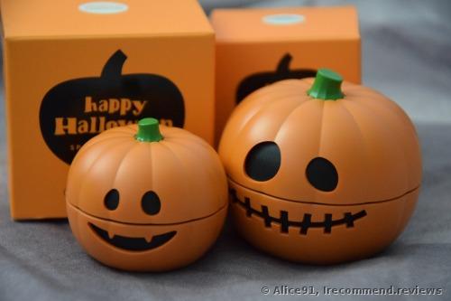 The Face Shop Happy Halloween Pumpkin Lip Balm