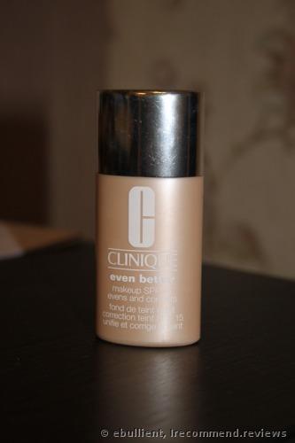 Clinique Even Better Makeup SPF 15 Foundation