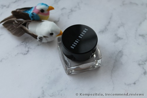 Bobbi Brown Long-Wear Cream Shadow in the shade Sand Dollar - review