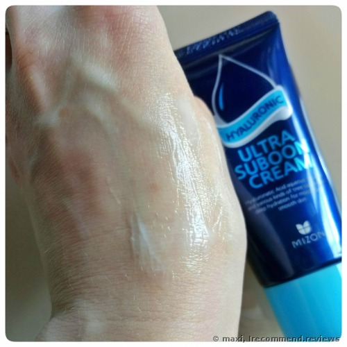 Mizon Hyaluronic Ultra Suboon Face Cream