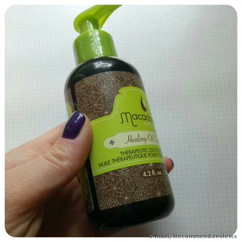 Macadamia Professional HEALING OIL Leave-in-treatment