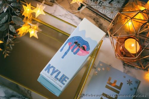 Kylie Cosmetics 2018 Holiday Collection Kissmas Matte Lip Kit