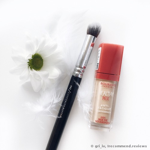 Bourjois Paris Healthy Mix Anti Fatigue Anticernes Concealer