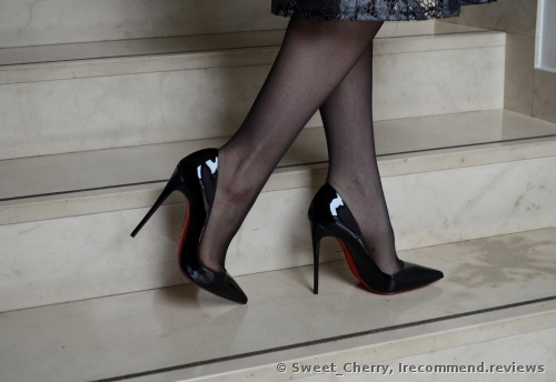 Christian Louboutin So Kate Patent Leather Shoes