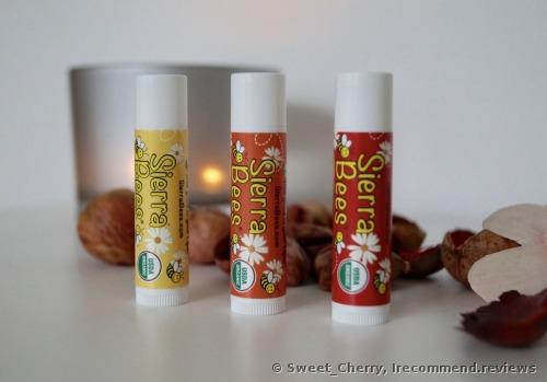 Sierra Bees Crème Brulee Lip Balm