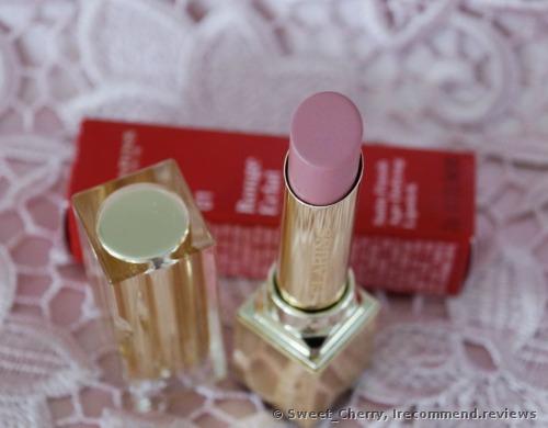 Clarins Rouge Eclat 01 Nude Rose
