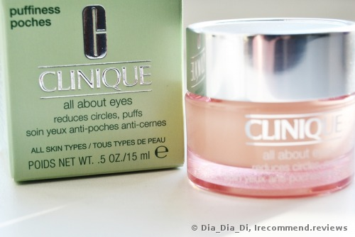 Clinique All about Eyes Eye Cream