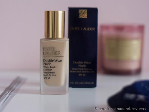 Estee Lauder Double Wear Nude Water Fresh Makeup SPF 30 Foundation