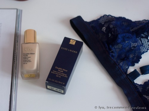 Estee Lauder Double Wear Nude Water Fresh Makeup SPF 30 Foundation