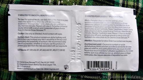 Dr. Dennis Gross Skincare Alpha Beta Peel Extra Strength Formula Face Peel