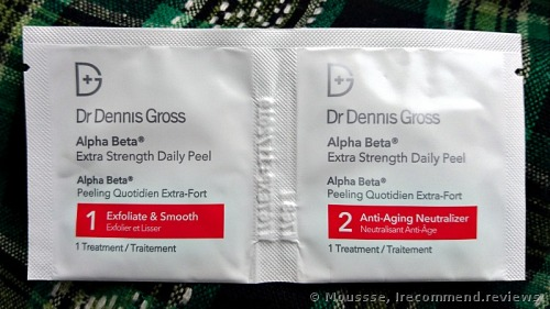 Dr. Dennis Gross Skincare Alpha Beta Peel Extra Strength Formula Face Peel
