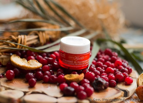 KIEHL'S Turmeric & Cranberry Seed Energizing Radiance Masque