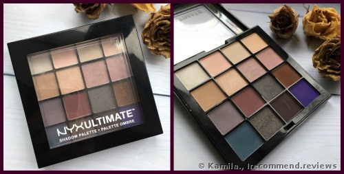 NYX Ultimate Eye Shadow Palette