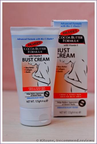 Palmer's Cocoa Butter Formula with Vitamin E, Collagen and Elastin Bust Cream