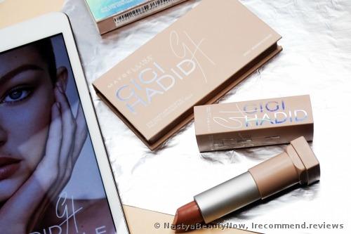 Maybelline  Gigi Hadid Matte Lipstick