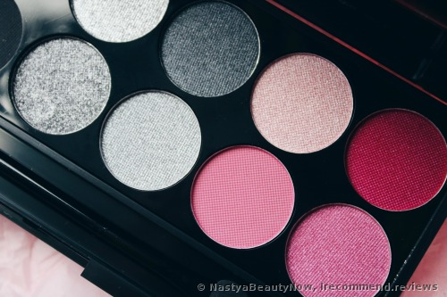 Sleek MakeUp i-Divine Mineral Based Diamond Decade Eyeshadow Palette