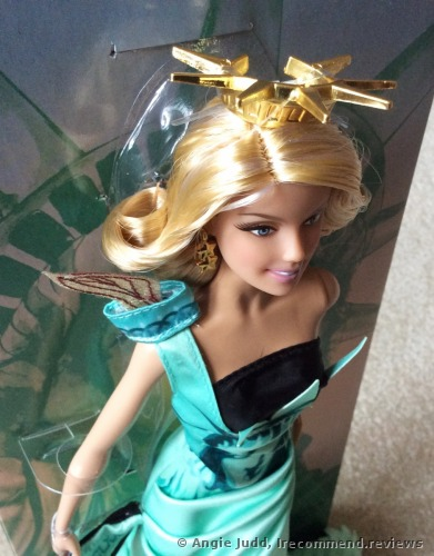 Dolls of the World Landmark Collection Toy - Statue of Liberty  Barbie