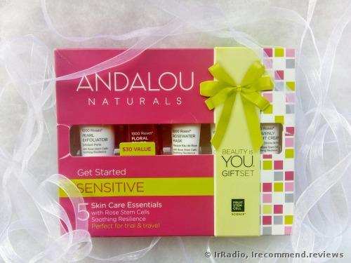 Andalou Naturals 1000 Roses® Heavenly Night Cream