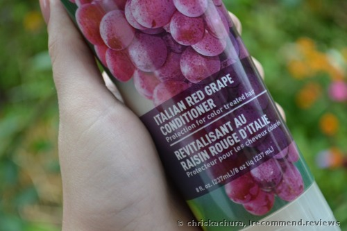 Desert Essence Italian Red Grape Conditioner