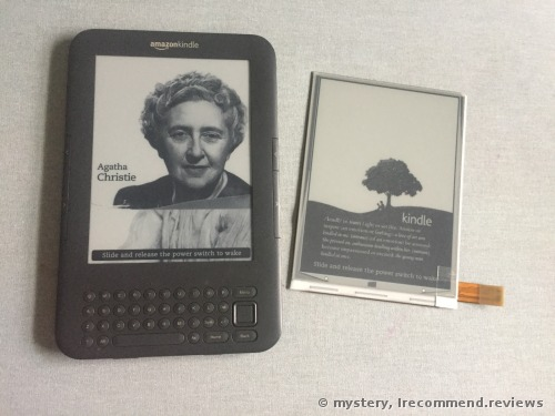 "Kindle Amazon Keyboard, Wi-Fi, 6"" E Ink Display E-Reader"