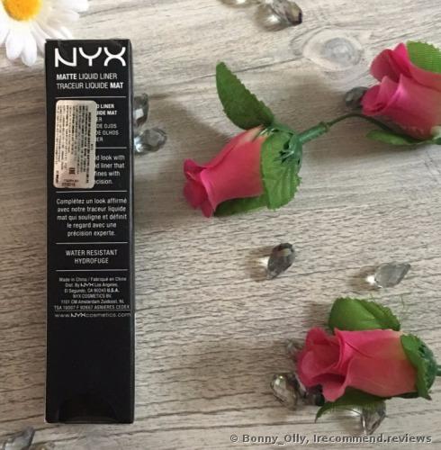 NYX Matte Liquid Liner