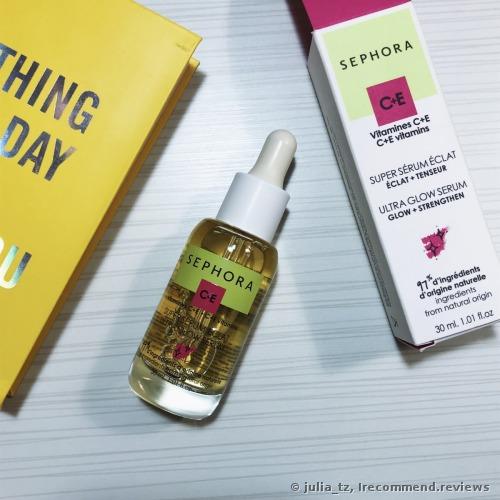 Sephora Ultra Glow Serum: Glow + Strengthen Vitamin C