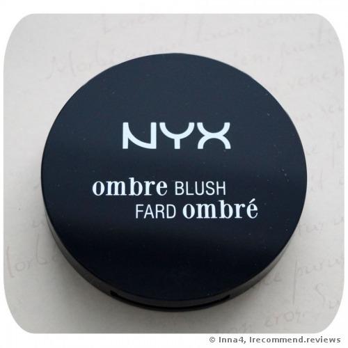NYX OMBRE BLUSH FARD OMBRE