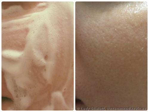 Skinfood  Egg White Pore Foam Cleanser