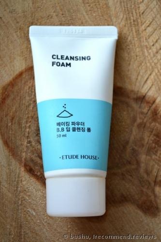 Etude House Baking Powder BB Deep Cleansing Foam Cleanser