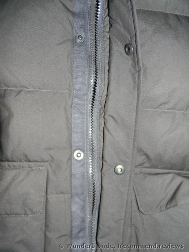 Columbia Portage Glacier III Down Long Hooded Jacket