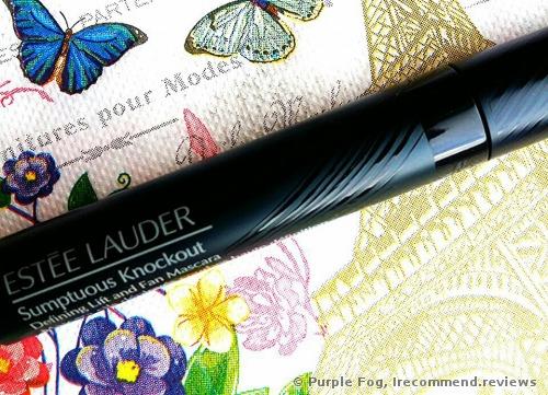 Estee Lauder Sumptuous Knockout Defining Lift and Fan Mascara