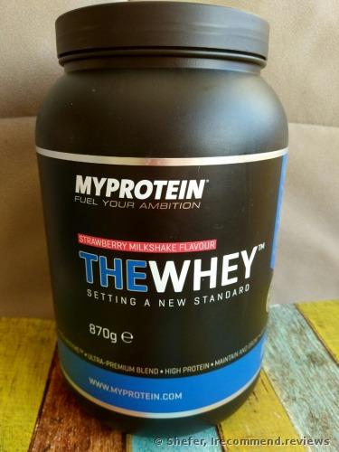 Myprotein Thewhey Protein Powder