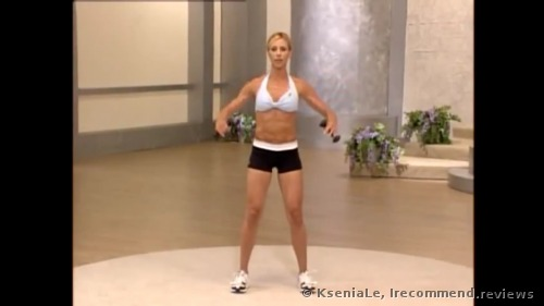 10 Minute Solution - Target Toning for Beginners Workout program