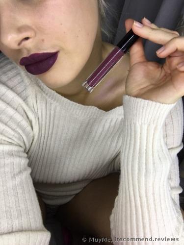 H&M Dare Me Velvet Lips Cream Liquid Lipstick