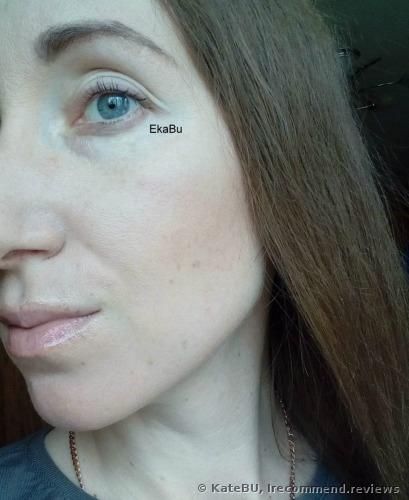 foundation + powder + Benefit Cosmetics Hoola Cream-to-powder Quickie Contour Stick