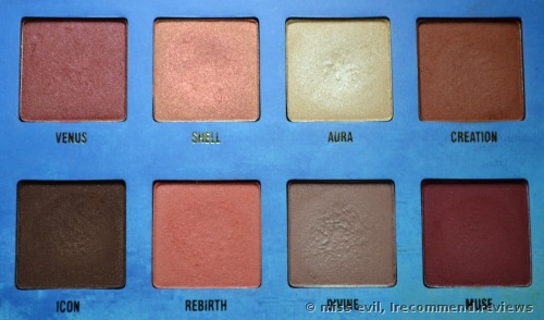 Lime Crime Venus Grunge Eye Shadow Palette