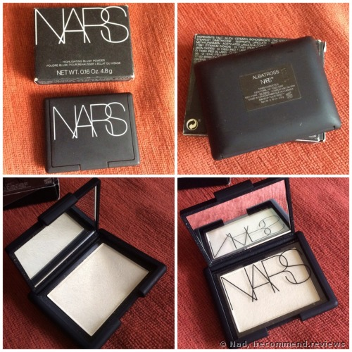 NARS Highlighting Blush Highlighter