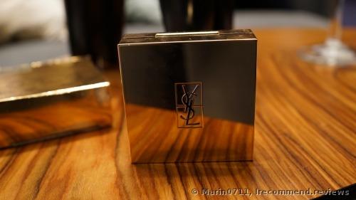 Yves Saint Laurent Touche Eclat Cushion Foundation