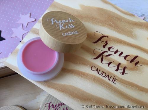 Caudalie French Kiss Trio Lip Balm
