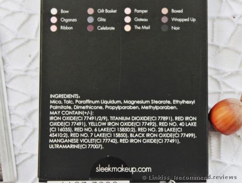 Sleek MakeUp i-Divine Oh So Special Eyeshadow Palette